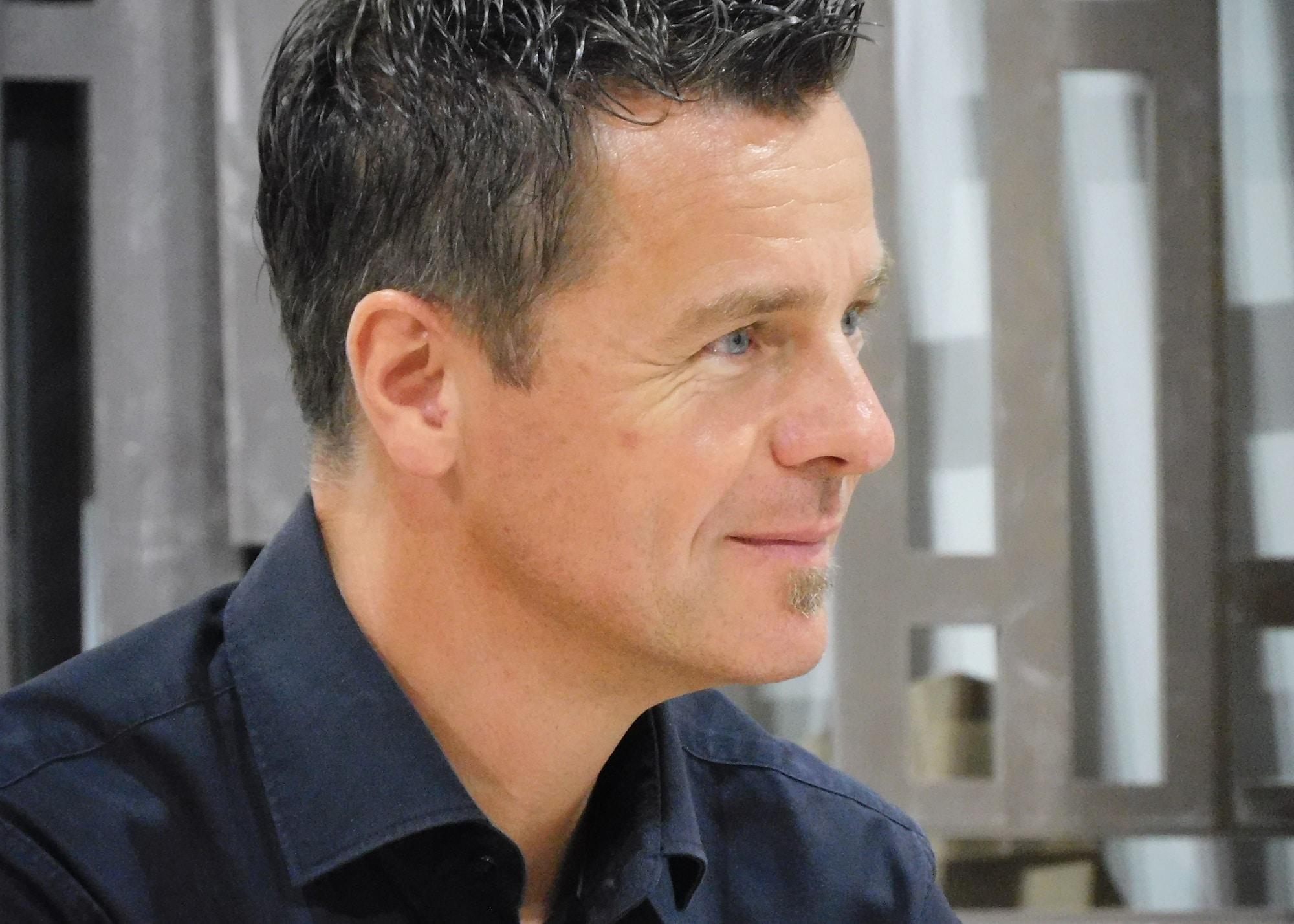 Markus Fust, Unternehmer.